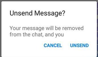 যেভাবে ফেসবুকে কাউকে পাঠানো Message Unsend করবেন