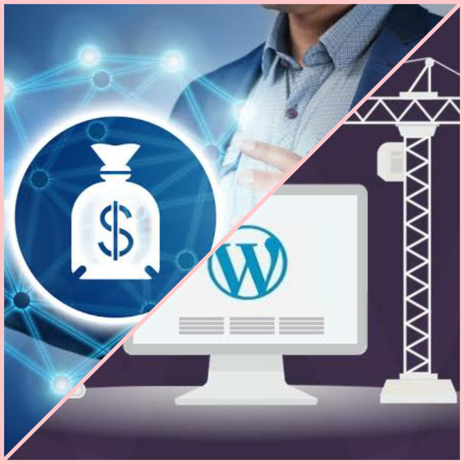 [Part-1]২মিনিটে একটি WordPress Website খুলে Auto Blogging করে টাকা আয় করুন