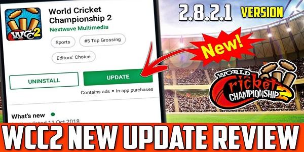 World Cricket Championship 2  Latest (MOD) 2.8.2.1 [UPDATED VIP] ডাউনলোড করুন।