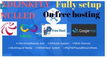 কিভাবে Adlinkfly সেটাপ সহ ফুল ক্র্যাক করবেন-(part two)