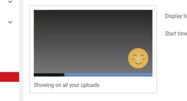 """আপনার ইউটিউব চ্যানেলে """"custom watermark"""" এড করে নিন, যেটা আপনার প্রত্যেকটা ভিডিও তে দেখাবে…. ( YouTuber Must See )"""