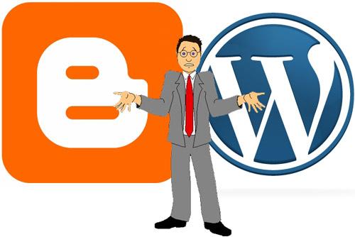 WordPress vs BlogSpot কোনটা ভাল এবং কেন ?+1 Premium Theme & 1 Template