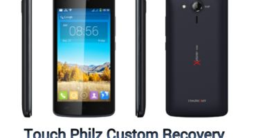 নিয়ে নিন Touch Philz  Custom Recovery For SYMPHONY V60 [ With Screenshot ]