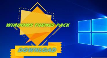 [Theme Review] ডাউনলোড করে নিন আপনার WINDOWS 7 এবং  WINDOWS 10 এর জন্য কিছু অসাধারন ফ্রি Themes প্যাক(With Awsome Look – UI) ডাইরেক্ট ডাউনলোড লিনক
