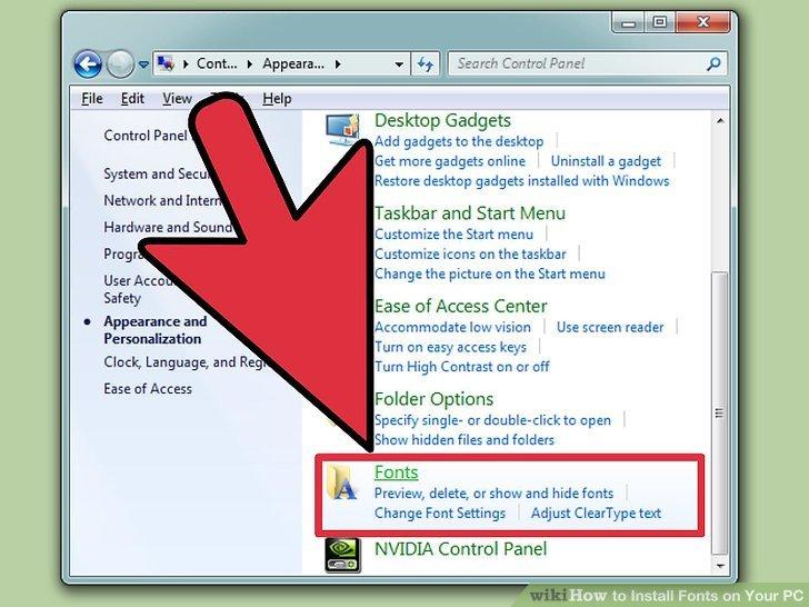কিভাবে আপনার কম্পিউটারের ফন্ট (Font) চেঞ্জ করবেন । ——— How to Change Your Default Font in Windows Computer .