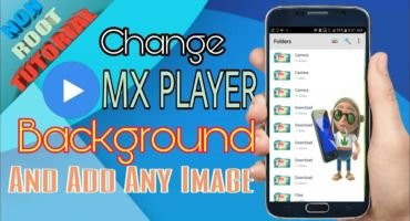 নিয়ে নিন MX Player Pro (new version) সাথে থাকছে Background change + Stylish Color Mod