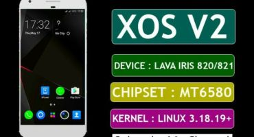 [Mtk 6580] Xos V2 Custom Rom For Lava iris 821 PhoneLava Iris Custom Rom