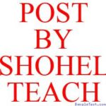 Shohel Teach