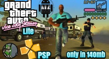 🔥🔥[হট গেম]GTA Vice City Stories(psp) গেমটি খেলুন 1জিবি র্যামের যে কোন এন্ড্রয়েড ডিভাইসে মাত্র 140এম্বিতে [ফুল অফলাইন]🔥🔥