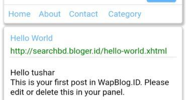 [Hot post] নিজেই Google এর মতো সার্চ ইঞ্জিন তৈরি করুন তাও আবার বিনামূল্যে।[বিস্তারিত পোস্টে]