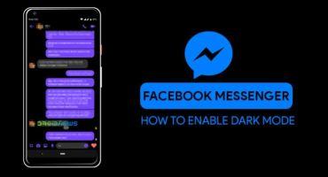 [Hot]Facebook Messenger Dark Mode ব্যবহার করুন অফিশিয়াল ভাবে কোন প্রকার রুট ছাড়াই,যে কোন Android এ