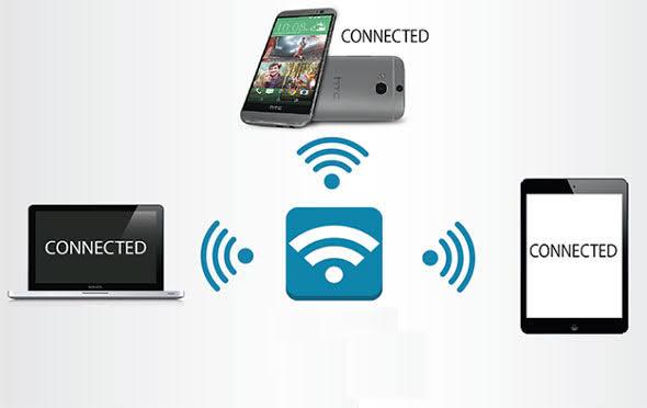 Wifi কে Bluetooth দিয়ে শেয়ার করে ইন্টারনেট ব্যবহার করুন!