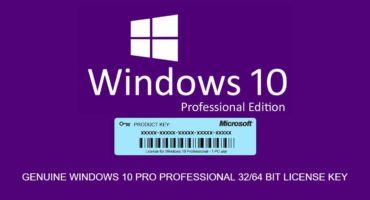 [HOT] Windows 10 এক্টিভ করুন অনলাইন থেকে প্রিমিয়াম সিরিয়াল KEY দিয়ে। সময় সীমিত!