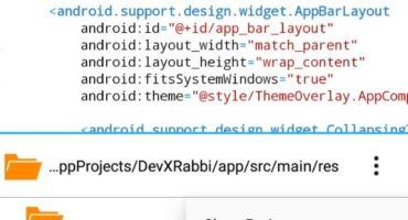 [AIDE-2] :: Android IDE এরমাধ্যমেঅ্যান্ড্রয়েড অ্যাপ তৈরি শিখুুন ||কাস্টম আইকন সেট টিউটোরিয়াল||