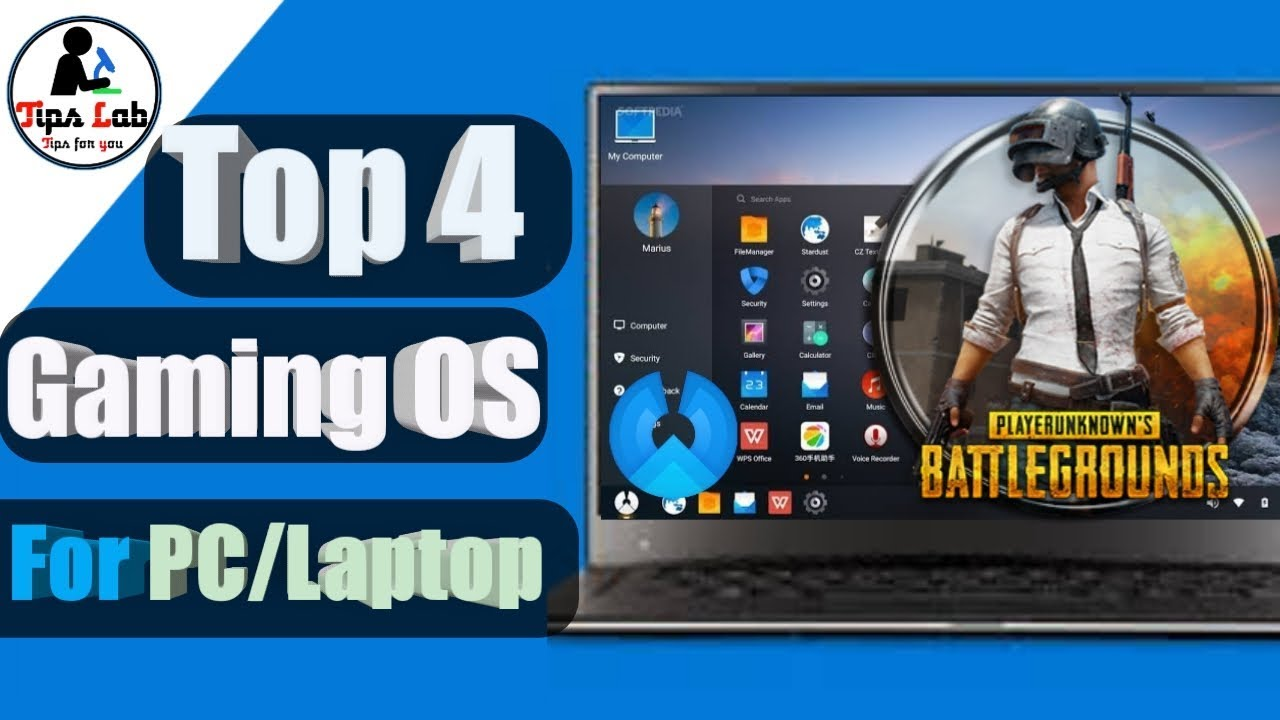 [Pubg সহ সকল High graphic Game খেলুন HD 2GB/4GB Ram Pc/Laptop তে। Top 4 Android operating System For Pc laptop (Game lover DON'T Miss)