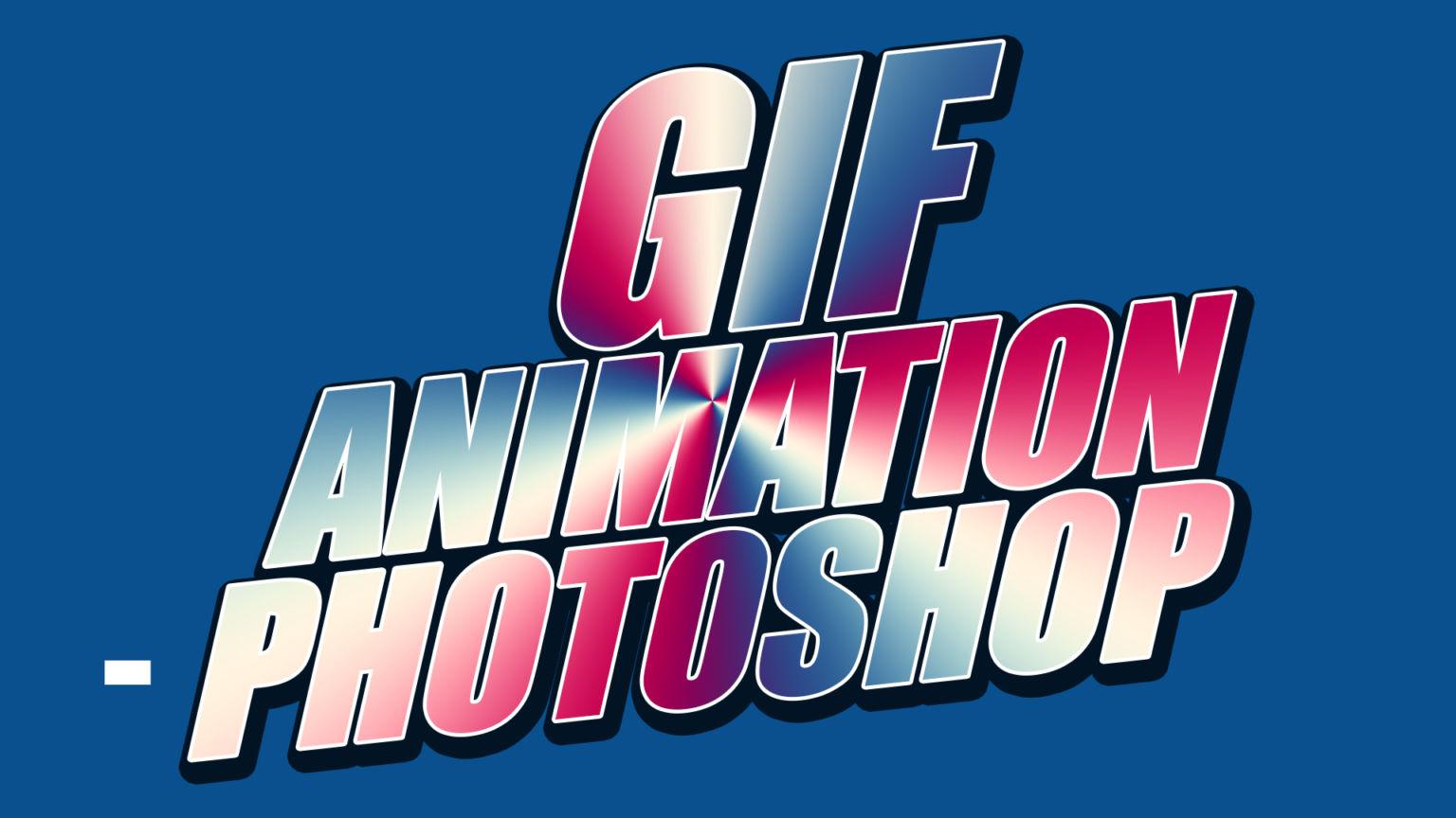 ফটোশপ দিয়ে গিফ অ্যানিমেশন তৈরি !! How to Make a GIF Animation Using Photoshop !!