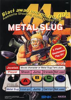 Metal Slug – Super Vehicles (001)খেলুন মোবাইল কিংবা পিসিতে একই ফাইল ব্যবহার করে