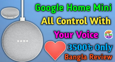 Google Home Mini Your Virtual Assistant Full Bangla Review | 3500 Taka Only [ Products Review ]