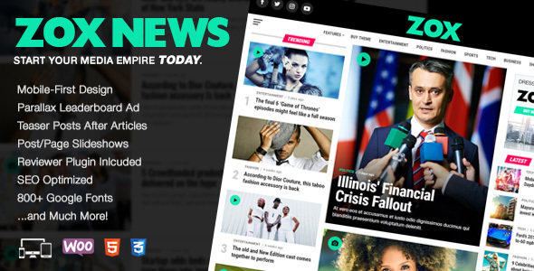 Zox-News-v3.1.1-Professional-WordPress-News
