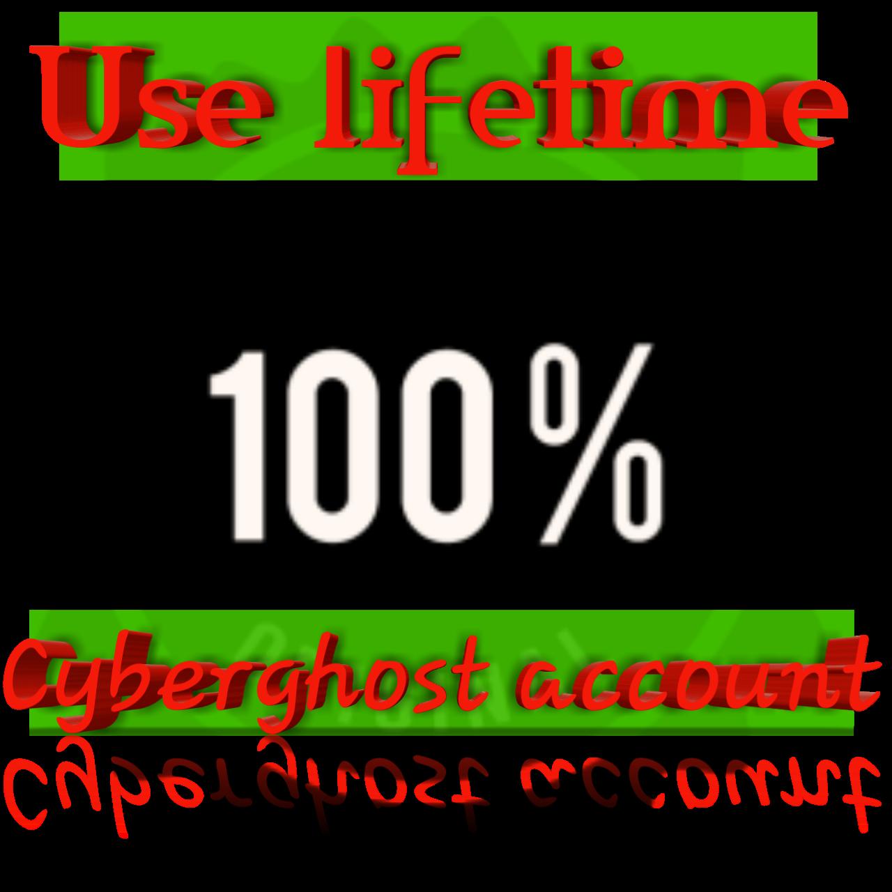 How to create unlimited cyberghost account and use free lifetime    কিভাবে সাইবার গোষ্ট ভিপিএন সারাজীবন ফ্রী ব্যবহার করবেন