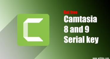 [MOST WANTED] একদম ফ্রীতে নিয়ে নিন Camtasia 8 এবং 9 এর Serial Key