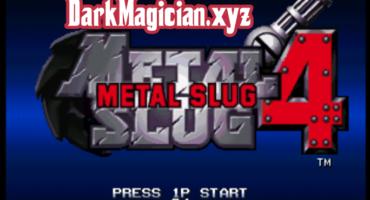 Metal Slug 4 গেমস খেলুন আপনার কম্পিউটার কিংবা মোবাইল থেকে
