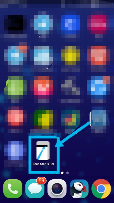 [HOT TRICK] মাত্র ১.৫ MB একটি app এর সাহায্যে Android ফোনের Status Bar পরিবর্তন করোন না দেখলে মিস