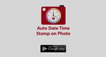 মোবাইলের যেকোন ছবিতে অটোমেটিক Time Stamp লাগান খুব সহজে