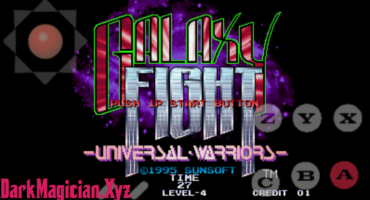 [Games Review] Galaxy Fight: Universal Warriors (Misses rasters) পিসি এবং Android এর জন্য