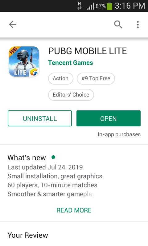 চলে এসেছে Pubg Mobile Lite।।এখন কোনো প্রকার Vpn ছাড়াই খেলুন Pubg Mobile Lite।।বিস্তারিত পোস্টে….