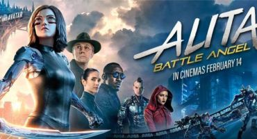 2019 এর সেরা এনিমেটেড মুভি -Alita: Battle Angel আলিটা নামের একটা হিউম্যানয়েড রোবট