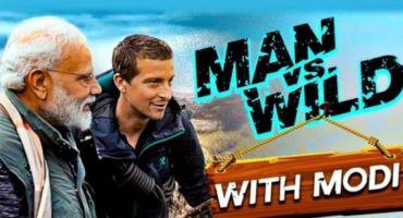 [Discovery Lover] Man vs Wild এর নারেন্দ্র মদি এর সাথে বেয়ার গিলস এর এপিসোড টা HD তে ডাউনলোড করে দেখে নিন