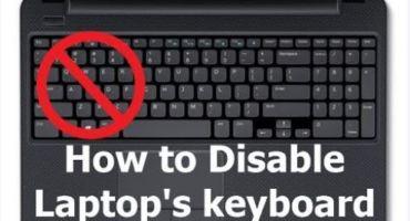কীভাবে ল্যাপটপ এর Built in keyboard disable করবেন ? দেখেনিন বিস্তারিত