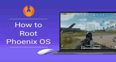 Phoenix OS রুট করার পদ্ধতি