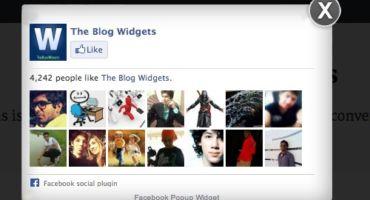 ব্লগার সাইটে যুক্ত করুন Scrolling Facebook Popup Like Box!
