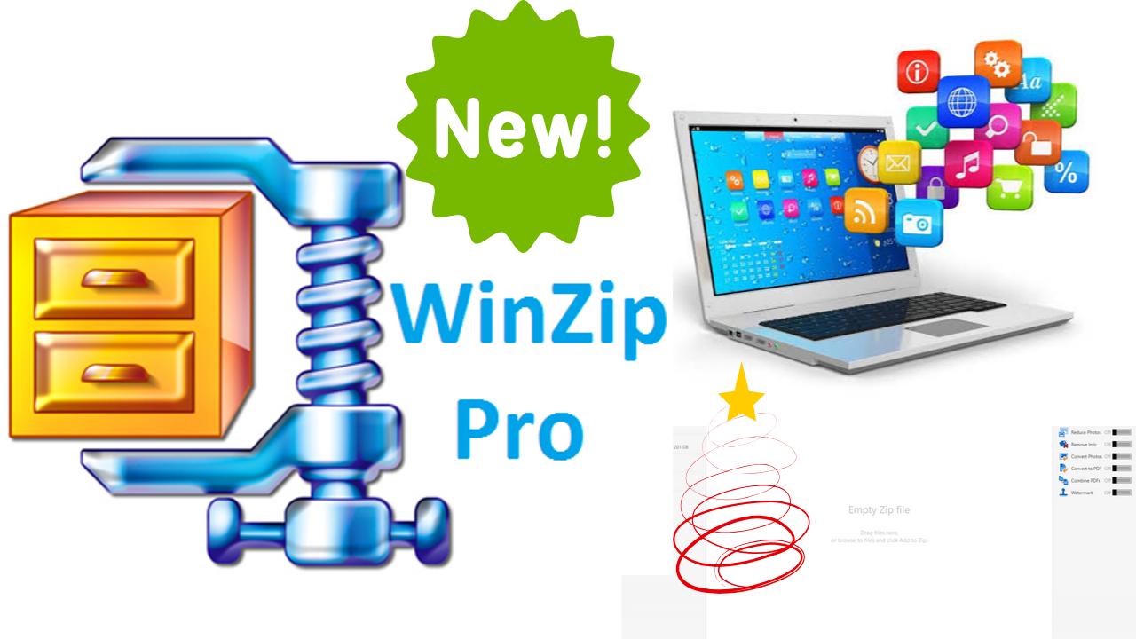 আপনি মনে মনে এই সফটওয়্যারটি খুঁজেছেন। WinZip 24 Pro সবকাজ একটি মাত্র সফটওয়্যারে।