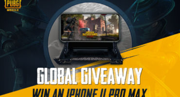 দেখে নিন আপনিও পেতে পারেন PUBG mobile এর Global Giveaway থেকে  iPhone 11 pro মাক্স। (স্কিনসট সহ বিস্তারিত)