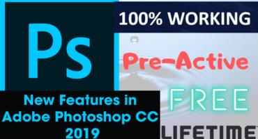 অ্যাডোবি ফটোশপ (Adobe Photoshop CC) ২০১৯ Pre-Activated ফ্রি ডাউনলোড করে নিন।