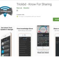 Trickbd V5 Official Android App By Bonijava