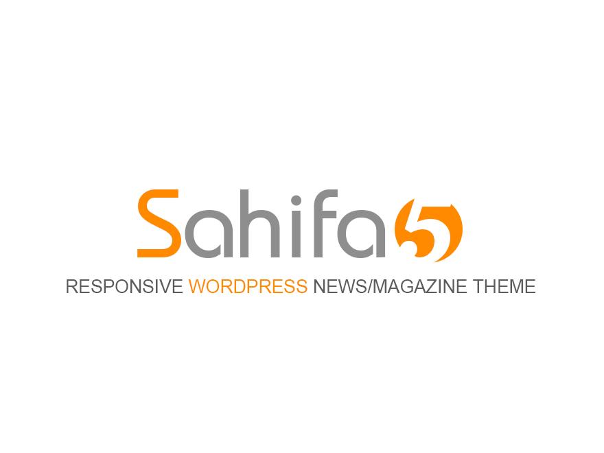 ৫৯$ ডলার মূল্যের Sahifa WordPress থিমটি ডাউনলোড করুন একদম বিনামূল্যে !!