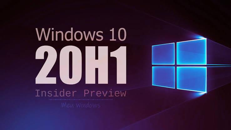 Download করে নিন Windows 10 19013 Insider Preview (20H1) এর ISO File-Official Download Link