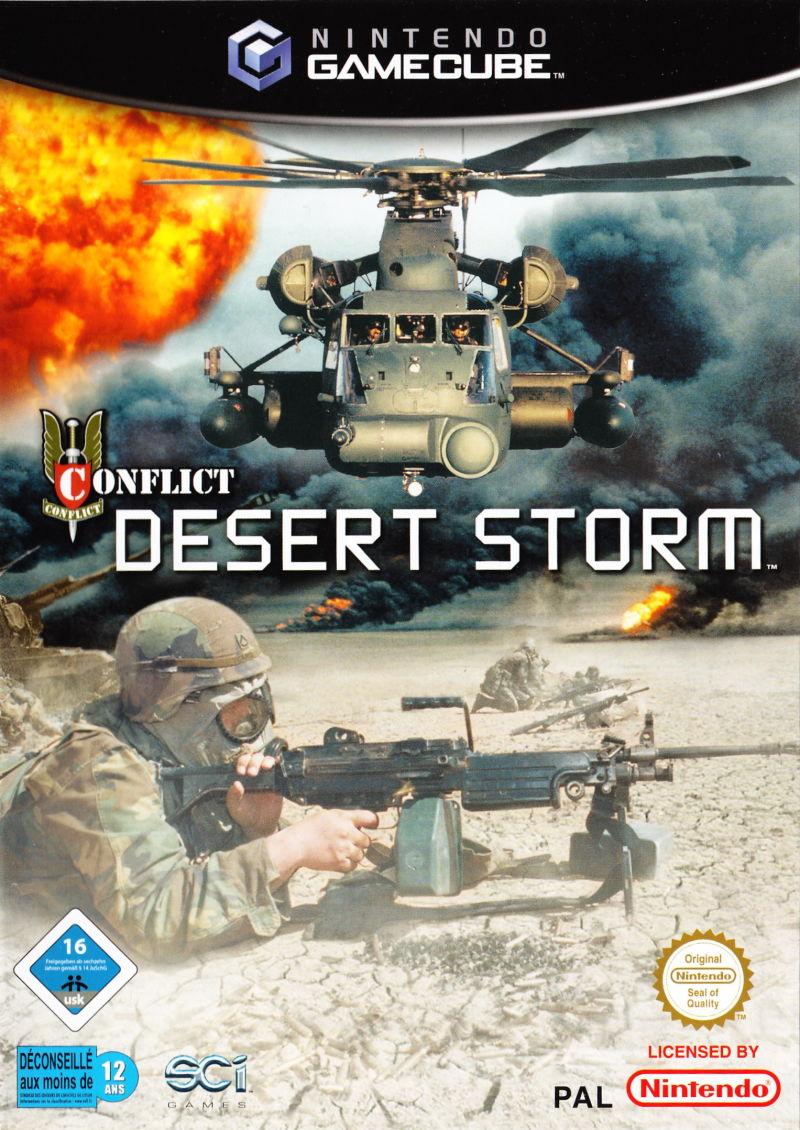 Low Config Computer এর জন্য ডাউনলোড করে নিন Mission টাইপের Shooting গেমস Conflict Desert Storm – Highly Compressed সম্পূর্ণ বিনামূল্যে  [PC Games]