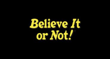 Believe it or not । বিশ্বাস করুন বা না করুন। (পর্বঃ০২)