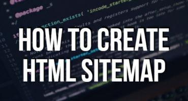 Blogger সাইটের জন্য তৈরি করে নিন সুন্দর একটা HTML Sitemap