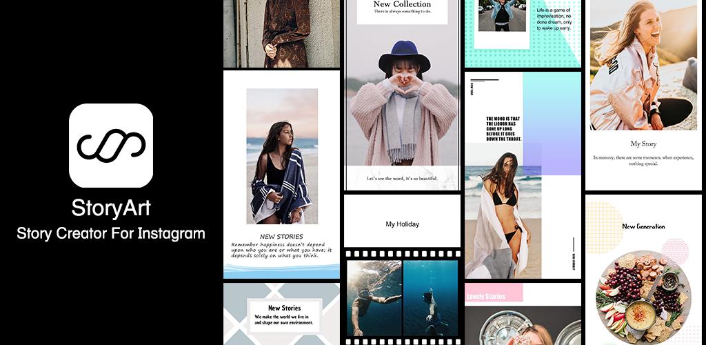 StoryArt – Insta story editor for Instagram Mod Apk 1.4.3   ছবি আরো আকর্ষণীয় করে তুলুন