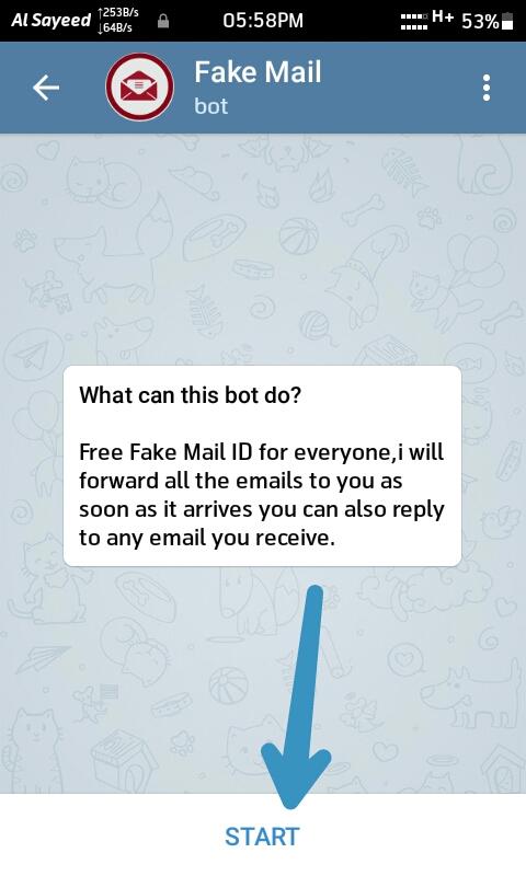 [HoT] Temporary Mail/Fake Mail তৈরি করুন নিজের পছন্দমত নাম দিয়ে Telegram এর মাধ্যমে।থাকছে মেইল আসলে রিপ্লাই দেওয়ার সিস্টেম।