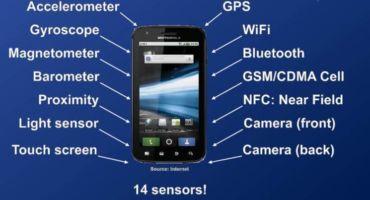 [Sensor Lab] আপনার ফোনের সকল সেন্সর এর লাইভ ইনফরমেশনগোলো দেখে নিন একসাথে[2.47MB]