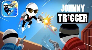 [Jhonny Trigger] Play Store এ Top 1 এ থাকা গেইমটি আপনার ফোনে ডাউনলোড করে নিন ফ্রীতে।[39MB]