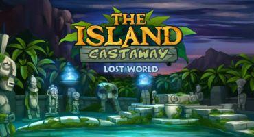 আপনার PC কিংবা Android থেকে খেলুন কম সাইজের মধ্যে Simulation, Survival টাইপের গেমস The Island Castway: Lost World