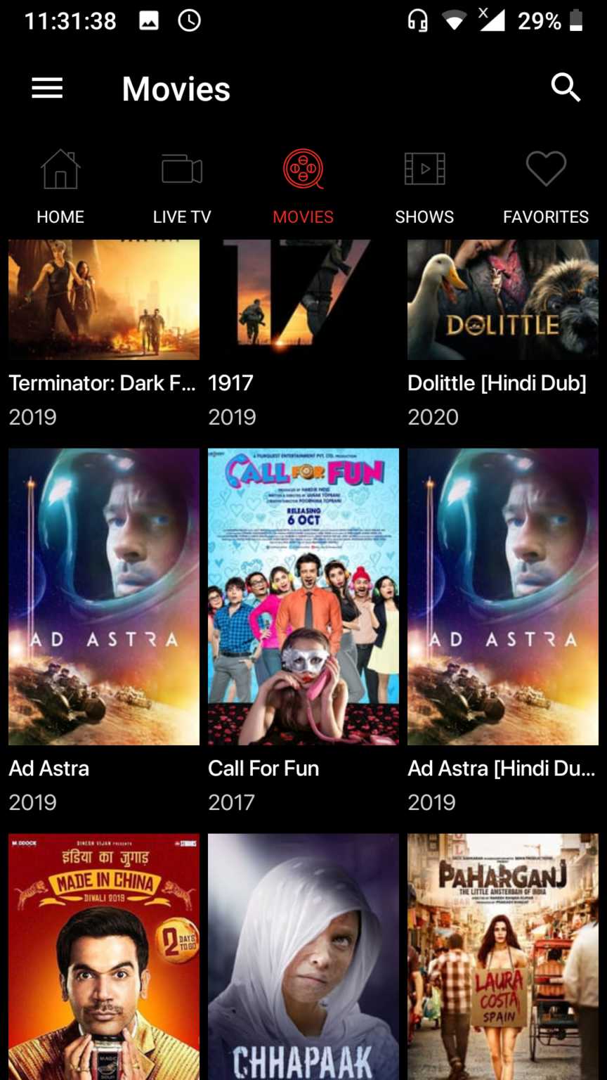 [Redflix Tv] Iflix Netflix Hotstar সবকিছুর দিন শেষ হলিউড, বলিউড মুভি, টিভি শো এবং লাইভ টিভির আনলিমিটেড একসেস নিয়ে নিন।[10MB]